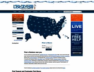 lfslocator.com screenshot