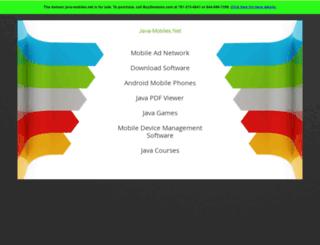 lg-800g.java-mobiles.net screenshot