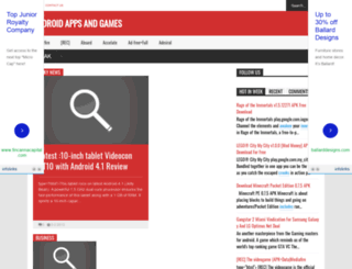 lg-samsunggames.blogspot.com screenshot