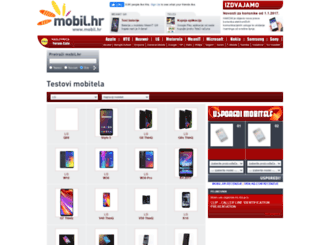 lg.mobil.hr screenshot