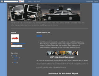 lgagroundtransportation.com screenshot