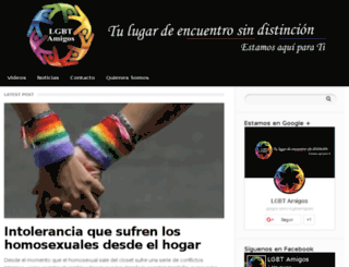 lgbtamigos.com screenshot