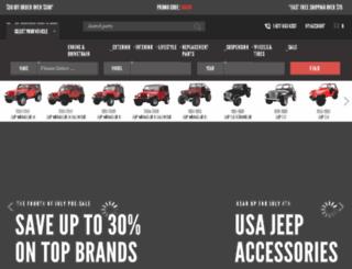 lgcdn.jeep4x4center.com screenshot