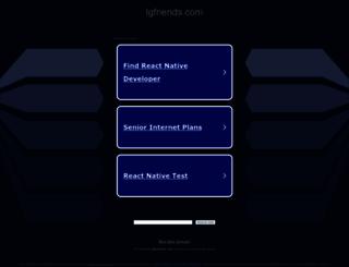 lgfriends.com screenshot