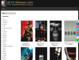 lgg3wallpaper.com screenshot
