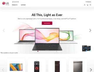 lgindia.com screenshot