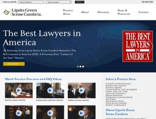 lglaw.com screenshot