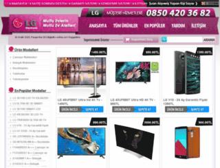 lgledtv-online.com screenshot