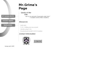 lgrima.coffeecup.com screenshot