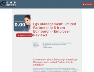 lgv-management-limited-partnership-6.job-reviews.co.uk screenshot