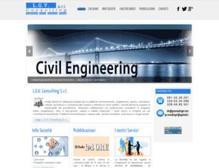 lgvconsultingsrl.com screenshot