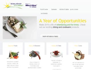 lh-worldshop-gourmet.com screenshot