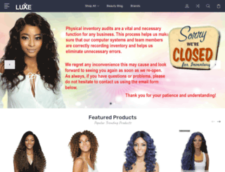 lhboutique.com screenshot