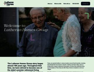 lhi.org.au screenshot