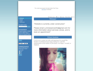 lhminfo.massageplanet.com screenshot