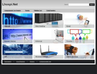 lhospi.net screenshot