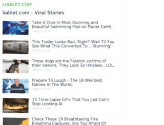 liablet.com screenshot