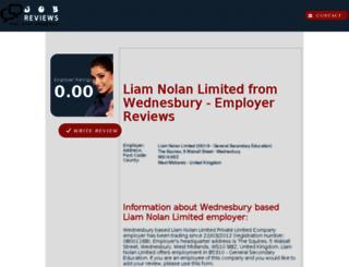liam-nolan-limited.job-reviews.co.uk screenshot
