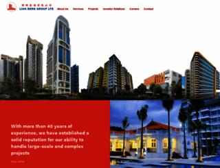lianbeng.com.sg screenshot