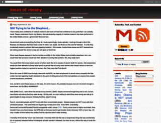 liberalsmash.blogspot.com screenshot