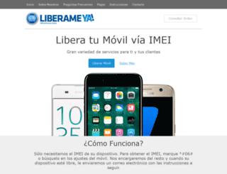 liberameya.com screenshot