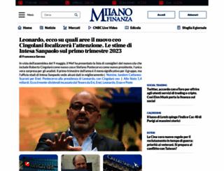 libero.milanofinanza.it screenshot