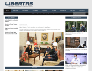 libertas.com.mx screenshot
