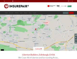 libertonbuilding.com screenshot