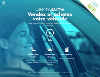 liberty-auto.fr screenshot