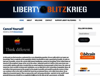 libertyblitzkrieg.com screenshot