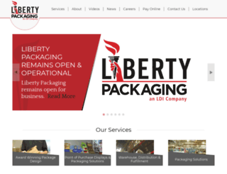 libertycarton.com screenshot