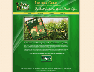 libertygold.com screenshot