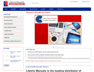 libertymanuals.com screenshot