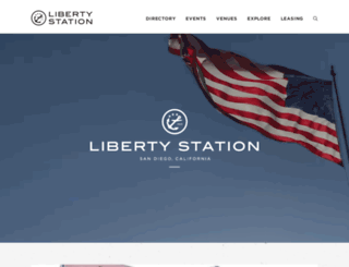 libertystation.com screenshot