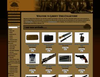 libertytreecollectors.com screenshot