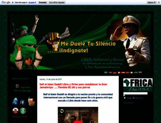 libia-sos.blogspot.com screenshot