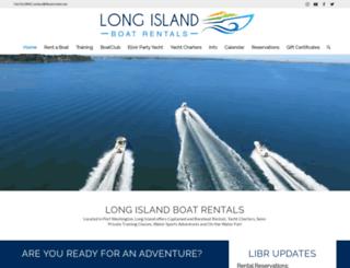 liboatrental.com screenshot