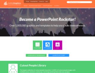 library.getmygraphics.com screenshot