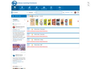 library.wrdsb.ca screenshot