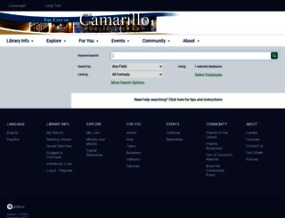 librarycatalog.info screenshot
