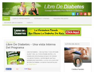 libredediabetes.com-fi.us screenshot