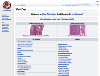 librepathology.org screenshot