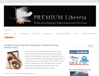 libreriapremium.blogspot.com.co screenshot