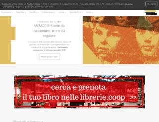libreriecoop.bookrepublic.it screenshot