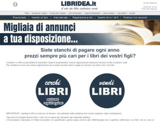 libridea.it screenshot