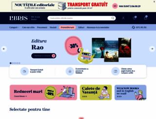 libris.ro screenshot