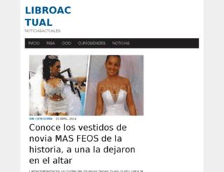 libroactual.com screenshot