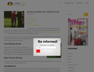 librocity.com screenshot
