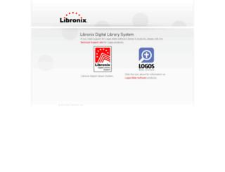 libronix.com screenshot