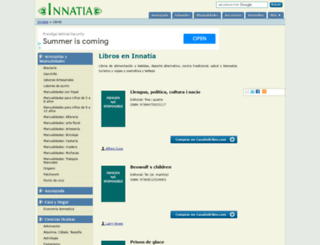 libros.innatia.com screenshot